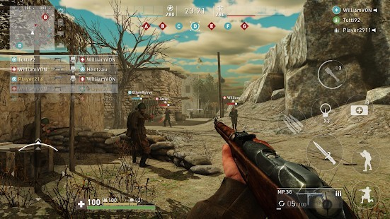 Ghosts of War Mermi Hileli MOD APK [v0.2.10] 1