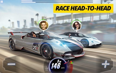 CSR Racing 2 Para Hileli MOD APK [v2.17.5] 4