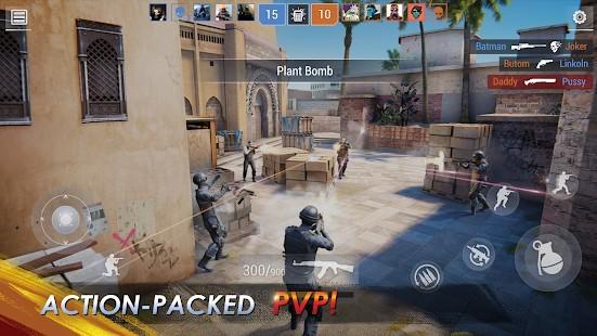 Face of War PvP Shooter Mermi Hileli MOD APK [v0.6] 2