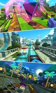 Sonic Forces Mega Hileli MOD APK [v3.10.3] 2