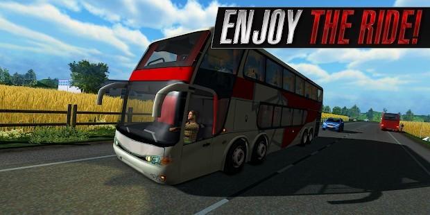 Bus Simulator 2015 Para Hileli MOD APK [v3.8] 6