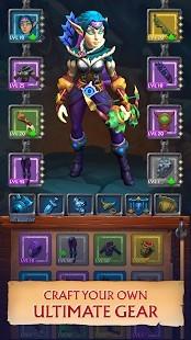 Never Ending Dungeon Mega Hileli MOD APK [v1.6.5] 5