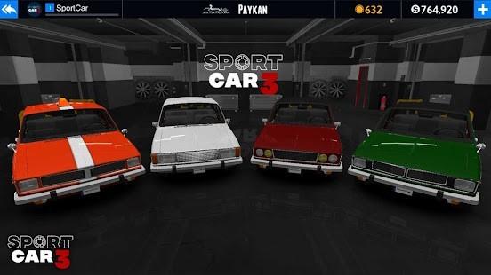 Sport car 3 Taxi Police Para Hileli MOD APK [v1.02.027] 3