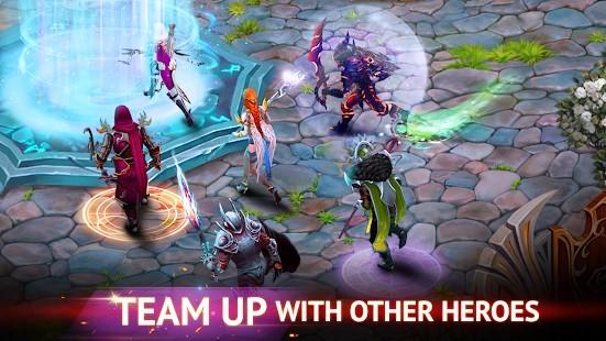Guild of Heroes Elmas Hileli MOD APK [v1.110.3] 2
