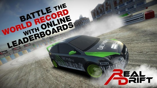 Real Drift Car Racing Para Hileli MOD APK [v5.0.8] 2