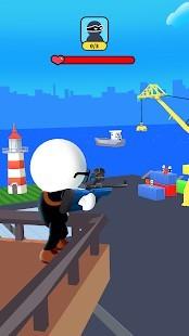 Johnny Trigger Sniper Para Hileli MOD APK [v1.0.20] 2
