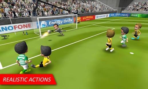 Mobile Soccer League Para Hileli MOD APK [v1.0.27] 6