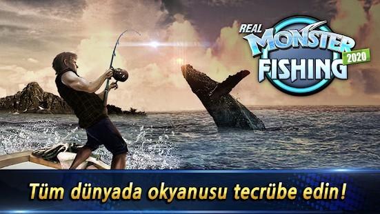 Monster Fishing 2021 Para Hileli MOD APK [v0.1.200] 6