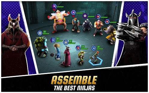 Ninja Turtles Legends Para Hileli MOD APK [v1.16.5] 6