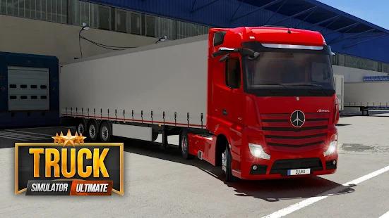 Truck Simulator Ultimate Para Hileli Full MOD APK [v1.0.4] 2