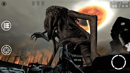 ZWar1 The Great War of the Dead Para Hileli MOD APK [v0.0.7] 6