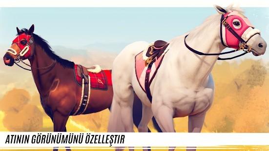 Rival Stars Horse Racing TEK MOD APK [v1.19] 4