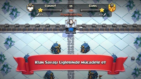 Nulls Clash of Clans Full Hileli MOD APK [v14.93.11] 1