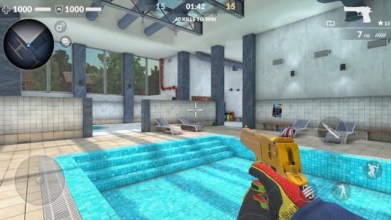 Critical Strike CS Mermi Hileli MOD APK [v10.701] 5