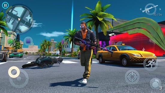 [VIP] Vegas Gangsteri Para Hileli MOD APK [v5.4.1a] 4