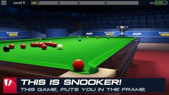 Snooker Stars 3D Enerji Hileli MOD APK [v4.9919] 6