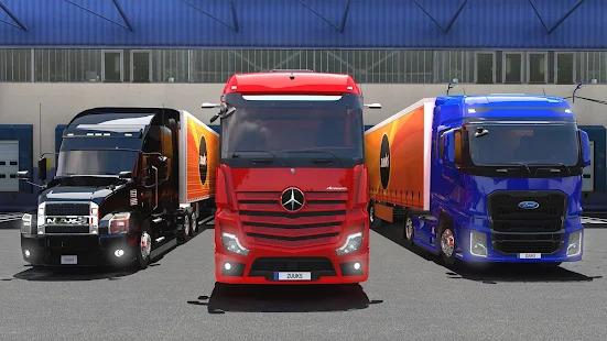 Truck Simulator Ultimate Para Hileli Full MOD APK [v1.0.4] 6