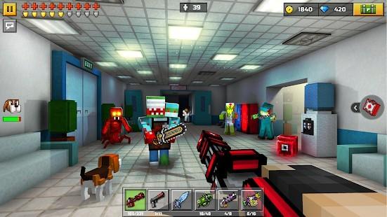 Pixel Gun 3D Mermi Hileli MOD APK [v21.3.1] 3