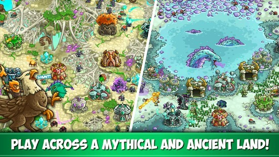 Kingdom Rush Origins Elmas Hileli MOD APK [v5.3.11] 3