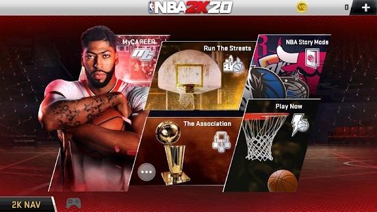 NBA 2K20 Para Hileli MOD APK [v98.0.2] 1