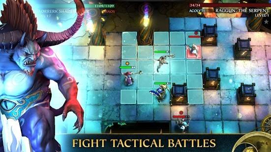 Warhammer Quest Silver Tower Para Hileli MOD APK [v1.2009] 6