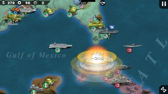 World Conqueror 4 Para Hileli MOD APK [v1.2.54] 2