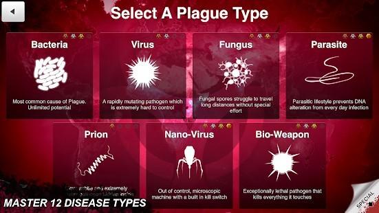 Plague Inc Hileli MOD APK [v1.18.5] 3