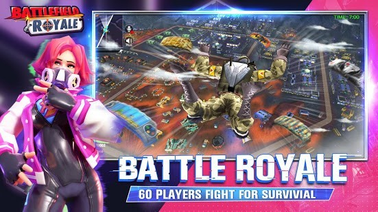 Battlefield Royale Mermi Hileli MOD APK [v0.4.5] 6