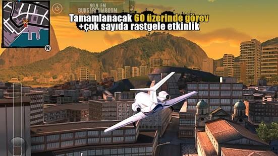 Gangstar Rio City of Saints Full Para Hileli MOD APK [v1.2.2b] 4
