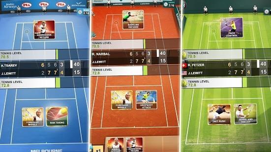 TOP SEED Tennis Para Hileli MOD APK [v2.48.5] 3