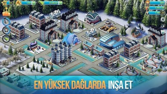 City Island 3 Para Hileli MOD APK [v3.3.1] 2