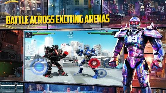 World Robot Boxing 2 Para Hileli MOD APK [v1.8.101] 5