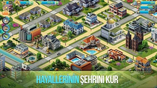 City Island 3 Para Hileli MOD APK [v3.3.1] 5