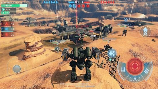 War Robots Mermi Hileli MOD APK [v7.4.1] 1