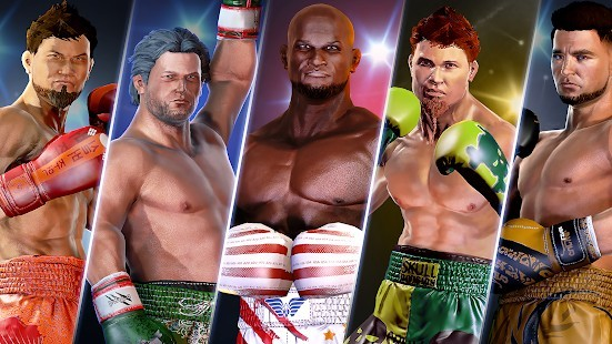 Real Boxing 2 Para Hileli MOD APK [v1.12.8] 4