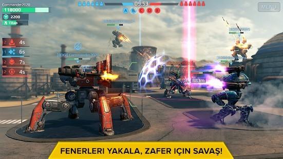 War Robots Mermi Hileli MOD APK [v7.4.1] 4