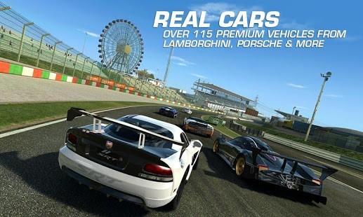 Real Racing  3 Mega Hileli MOD APK [v9.1.1] 2