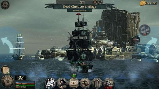 Tempest Pirate Action RPG Premium Para Hileli MOD APK [v1.5.2] 1
