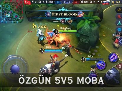 Mobile Legends Bang Bang Skin Hileli MOD APK [v1.6.10.6671] 1