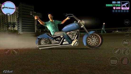 GTA Vice City v1.09 MOD APK (Sınırsız Para) 1
