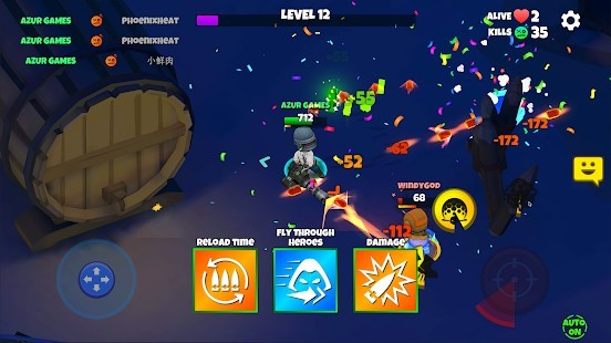 Warriors.io - Battle Royale v5.67 Para Hileli MOD APK 3