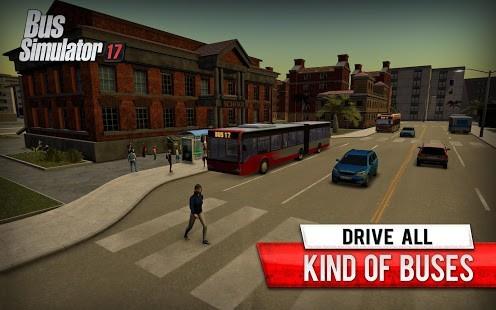 Bus Simulator 17 Para Hileli MOD APK [v2.0.0] 2