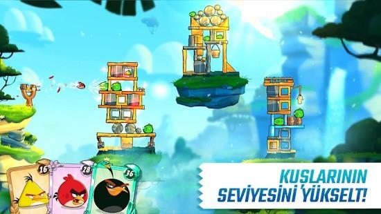 Angry Birds 2 Para Hileli MOD APK [v2.58.0] 5