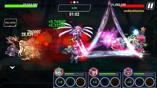 Heroes Infinity Para Hileli MOD APK [v1.35.06] 5