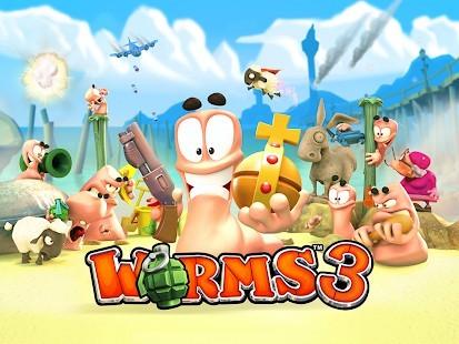 Worms 3 Para Hileli FULL MOD APK [v2.1.705708] 6