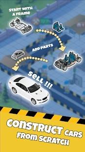 Idle Car Factory Para Hileli MOD APK [v13.0.4] 5
