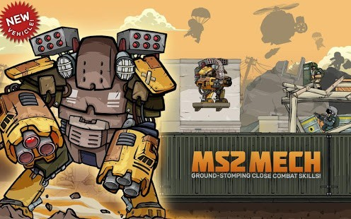 Metal Soldiers 2 Para Hileli MOD APK [v2.80] 4