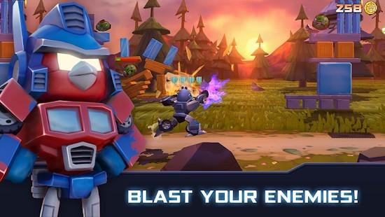 Angry Birds Transformers Elmas Hileli MOD APK [v2.11.0] 6