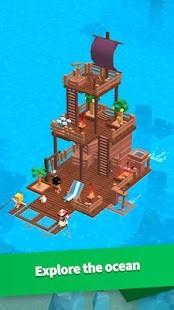 Idle Arks Build at Sea Para Hileli MOD APK [v2.2.3] 4