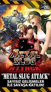 METAL SLUG ATTACK AP Hileli MOD APK [v6.3.0] 6